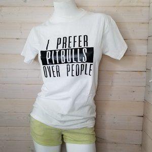 PITBULLS Hanes DIY tshirt